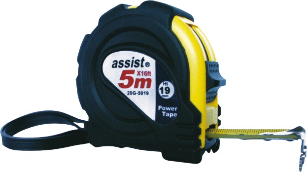 Metr sv.ASSIST-MAGNET 7525  7,5 m