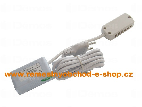 SB-Transformátor 12V, 10W/n230V/6 x AMP SB-Transformátor 12V, 10W/n230V/6 x AMP
