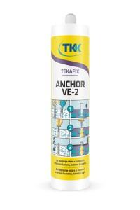 Chemická kotva TEKAFIX VE2 300 ml TEKAFIX VE 2 - 300 ml chemická kotva vinylester